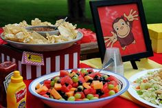 Migonis Home: Curious George Birthday Party - Adorable Ideas