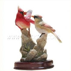 Collectible Bird Figurines