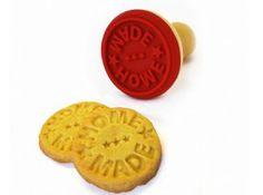 cookie stamper: stempel je zelfgebakken koekjes!