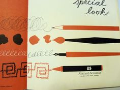 Helen Borton illustrations - 1960s
