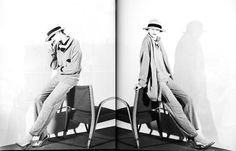 The Pullover by Dominique Issermann 1980, via encensmagazine