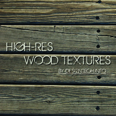 Free High Res Wood Textures