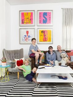 Every Room is a Playroom - The Makings of a Fun House on HGTV