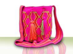 Colombian bags style, colombian bag, crochet bag