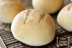 """Bread Soup Bowls- """"easy & great"""""""