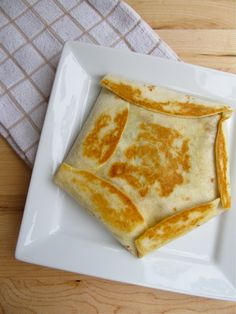 Homemade Crunch Wrap Supremes -- LOVE these!