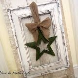 Love this site...tons of rustic decorating ideas