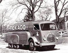 1941 GMC COE tank truck