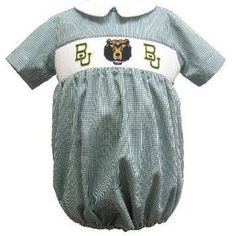baby baylor outfit