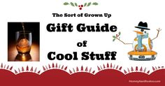 Gift guide time! Coo