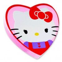 Meeoooow.  #hellokitty ® heart #candy box