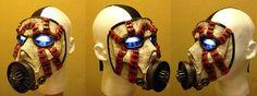 Borderlands Realistic Custom Psycho Bandit Mask by Captainhask, $250.00