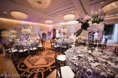 Design by Luna Gardens Events  Venue : The Peninsula Beverly Hills  Photography: Jen O'Sulllivan