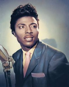 "Little Richard - (12/100) Born December 5th, 1932  Key Tracks ""Tutti-Frutti,"" ""Good Golly Miss Molly,"" ""Long Tall Sally""  Influenced James Brown, Prince, Paul McCartney"