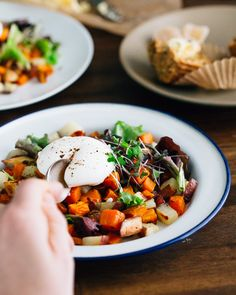 Two-Potato Hash with