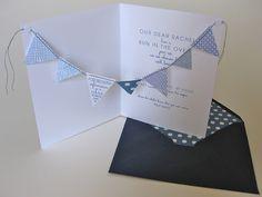 Cute idea for wedding invite