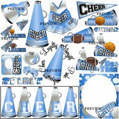 clip art cheerleader free printable | Free Step By Step Cheerleading Stunts by Ngeles
