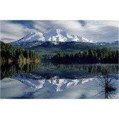 Mt. Shasta Northern California