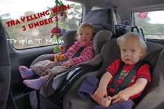 Travelling With 3 Under 2