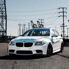 Clean BMW M5