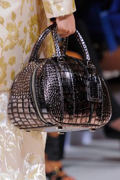 Céline, Lanvin And More — See Spring '14 Bags Straight From Paris