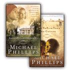 Angels Watching Over Me Book 1  Author: Michael Phillips.  Two girls, brought together amid the turmoil of the Civil War, are forced to break down prejudices to survive. Shenandoah Sisters Book 1