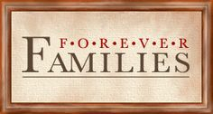 Forever Families - Teaching your children about money