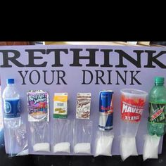 my health teacher did this for me sophomore year, why i stopped drinking soda! soo gross