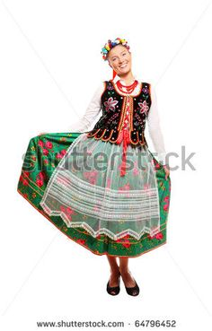 Polish traditional clothing