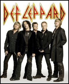 Def Leppard now.
