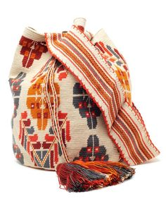 Hand-woven Cotton Shopper Bag by SOPHIE ANDERSON at Browns Fashion