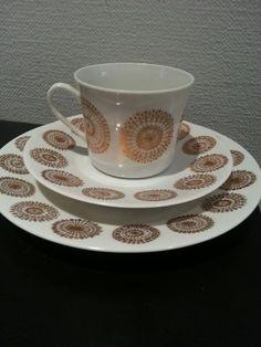 Porsgrund porselen servise