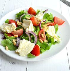 Stel zelf je salade samen in 5 stappen - italian food #salad #healthy