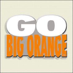 TN VOLS - GO BIG ORANGE