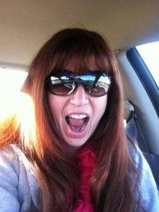 She Can't Shut Up! Blog