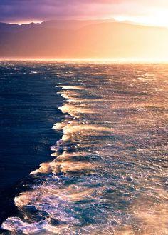 Beautiful waves