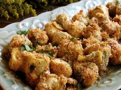 Cookstr - Baked Artichokes