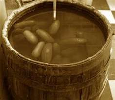 Pickles In a Barrell