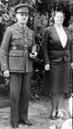 Harold Charles Gibson, an SIS representative in Prague before World War II.