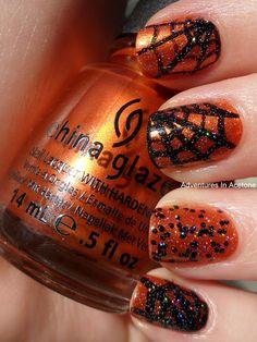 5 Halloween Manicures