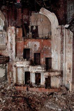 The Paramount Theatre. Newark, New Jersey.