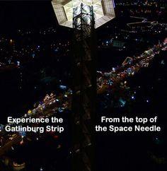 Gatlinburg Attractions | Gatlinburg Space Needle