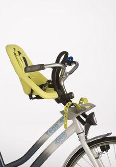 Yepp Mini Bicycle Child Seat, Black:Amazon:Sports & Outdoors