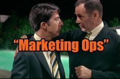 The rise of marketing ops