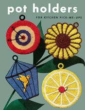 Pot Holders For Kitchen Pick-Me-Ups | Free Crochet Patterns