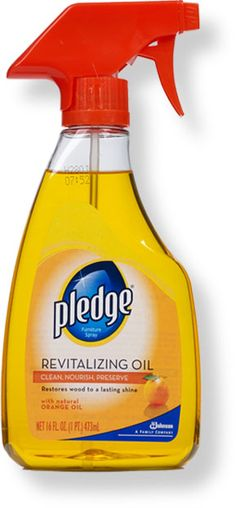 If your wood kitchen cabinets look a little dull and dingy grab a bottle of this and a clean, cotton rag. My 15 year old cabinets looked brand new before I sold my house (the new owners thought so, too!) Revitalizing Oil - Pledge