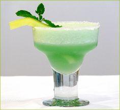 Melon Margarita Cocktail