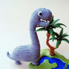 Dinosaur Baby Sinclair