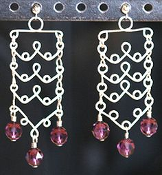 ALT. VW Chandelier Earrings Jewelry Making Project