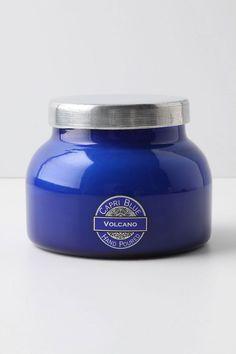 capri blue..